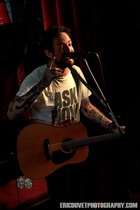 Frank Turner at The Troubadour.