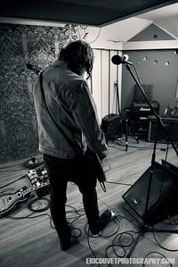 Scarlet Rebel at Denmark Studios