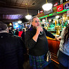 KRISTOPHER RADDER — BRATTLEBORO REFORMER<br /> Case Wright, of Bellows Falls, Vt., enjoys a pint of Guinness on St. Patrick's Day at Donovan's, in Bellows Falls, Vt., before the state-ordered closure of all bars and restaurants for dine-in experience at 2 p.m. Tuesday, March 17, 2020, because of the COVID-19 outbreak.