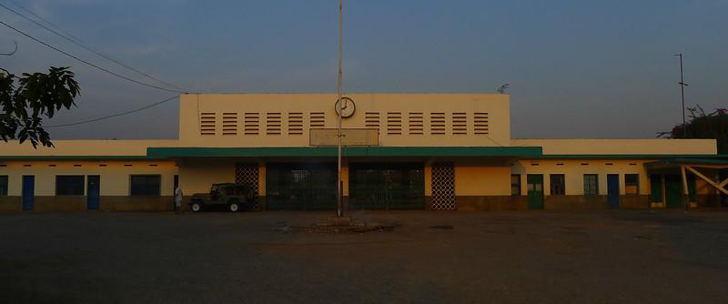 Last train from Batambang