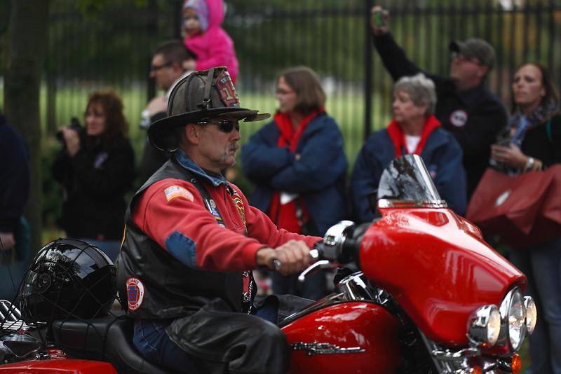 2014 Red Helmet Rider