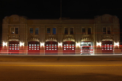 Central Station (380 Congress Street Portland, Maine)- The Thin Red Line