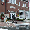 Worcester Fallen Firefighters Memorial-dedicated to the Worcester Six (LODDs 3 December 1999)