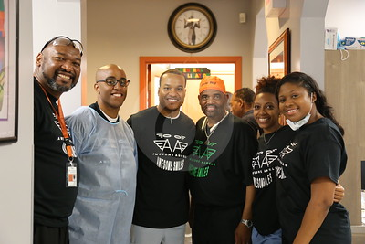 Lasting Impressions and Awesome Angels Free Dental Day 2017