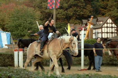 Squire Tournament 2007: Oct. 17