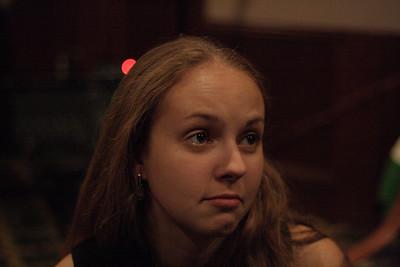 Sept. 22, 2009: Noelle.  More storytime pics.