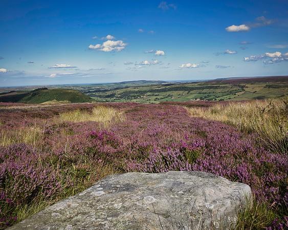 Fryupdale from Crossleyside Moor