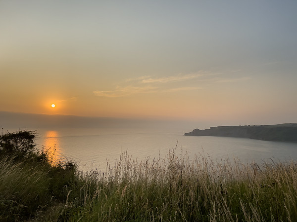 Runswick Bay Dawn 26/07/21