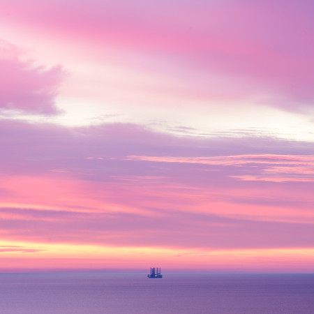 Pink Dawn Whitby