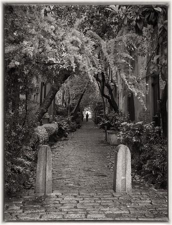 Dueler's Alley, Charleston