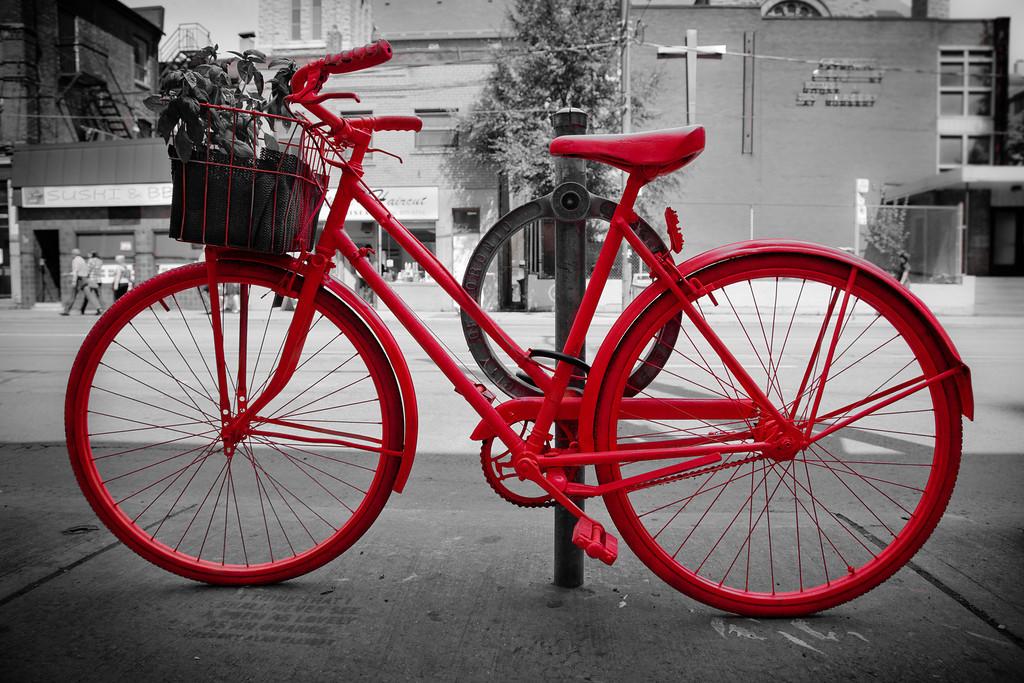 Toronto Bikes!