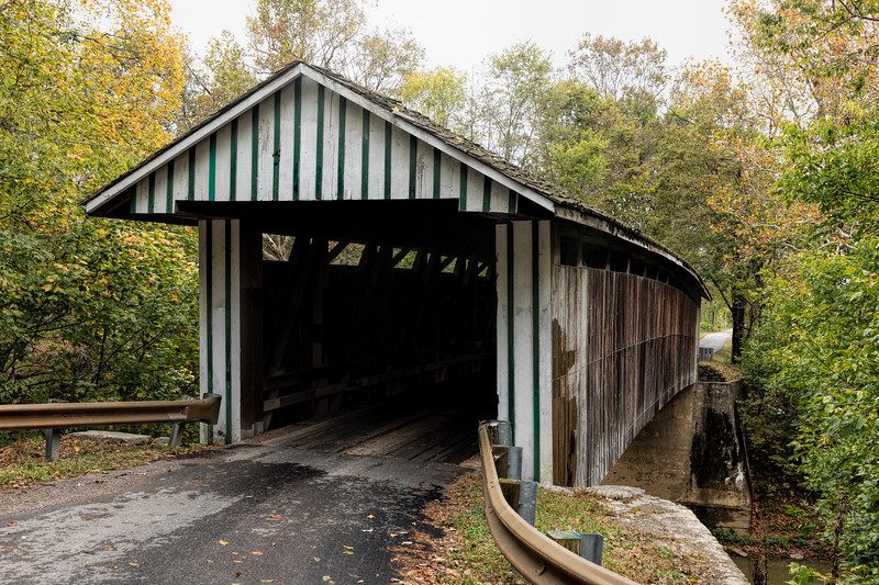 KY Colville Covered Bridge