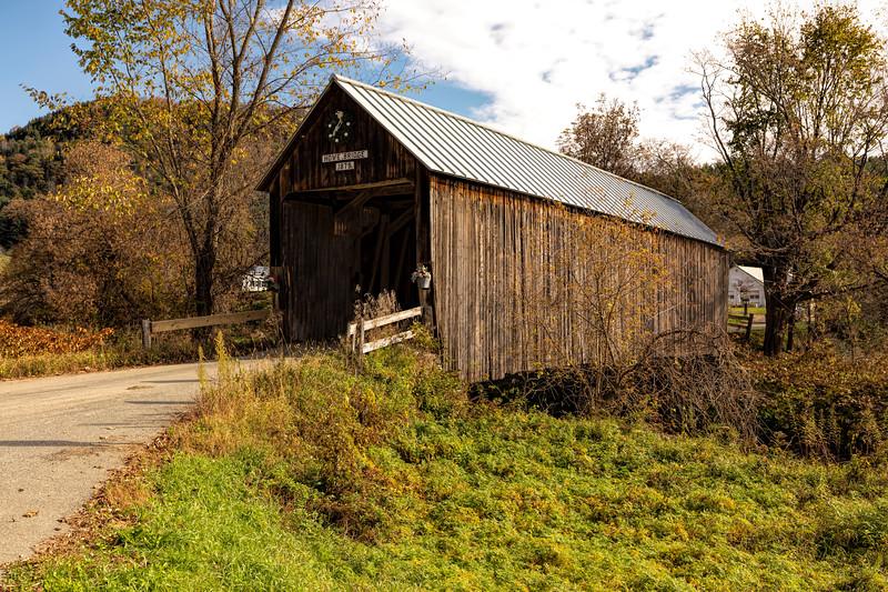 VT Howe Covered Bridge
