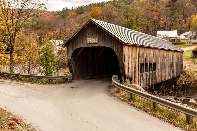VT Mill Covered Bridge 01
