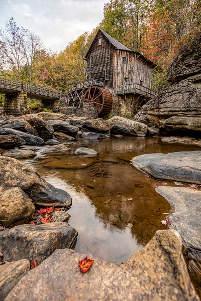 Glade Creek Grist Mill, WV 07