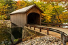 ME Babbs Covered Bridge
