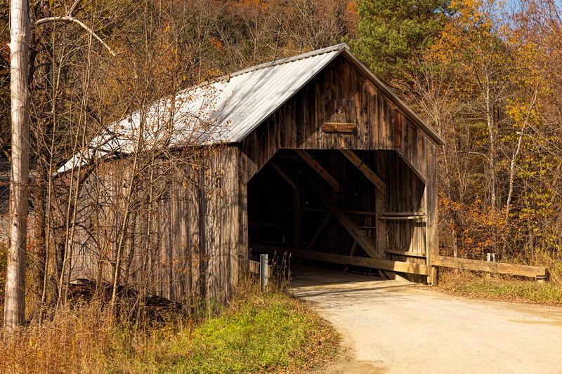 VT Flint Covered Bridge