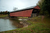 WV Mud River Covered Bridge 2