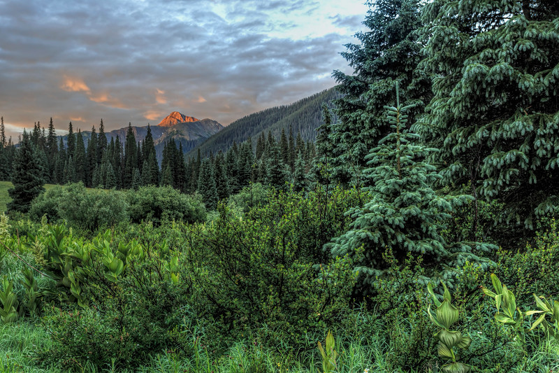 New Day in the San Juans
