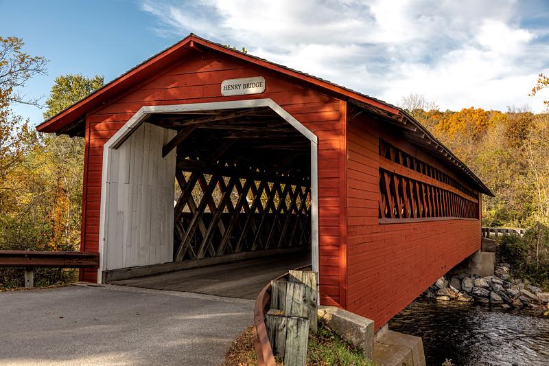 VT Henry Bridge