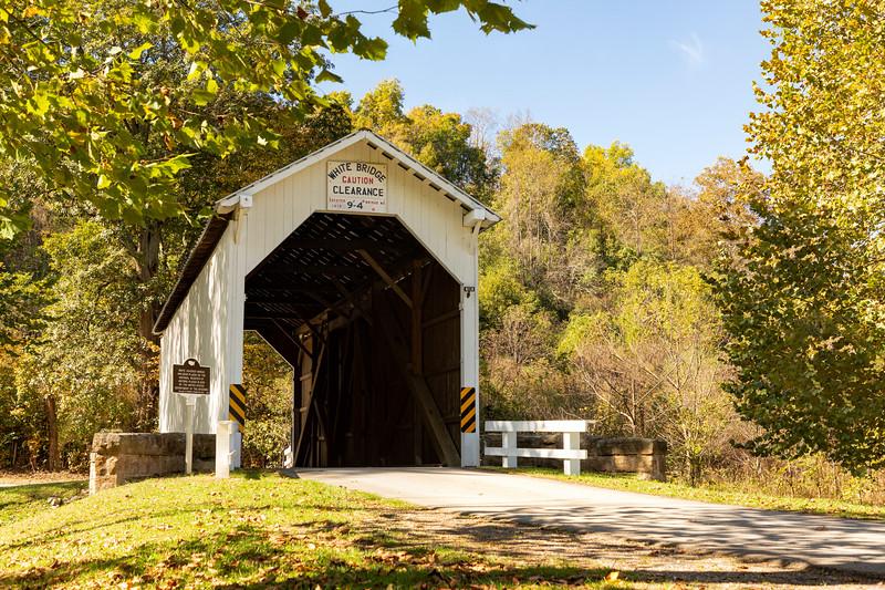 Whte Covered Bridge, PA 2