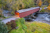 West Cornwall Covered Bridge 07