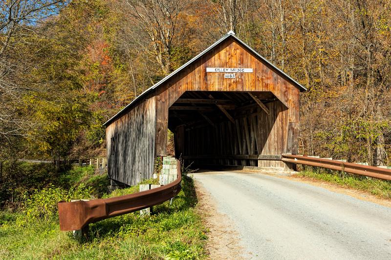 VT Cilley Covered Bridge