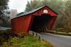 VT Cooley Covered Bridge 01