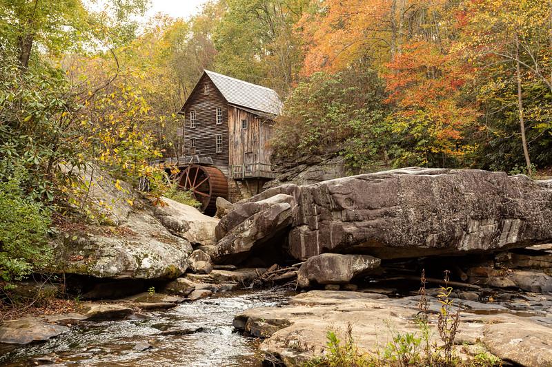 Glade Creek Grist Mill, WV 04