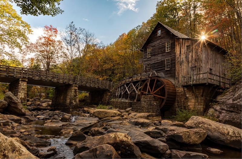 Glade Creek Grist Mill, WV 02