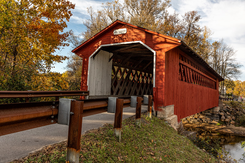 VT Silk Road Covered Bridge 01