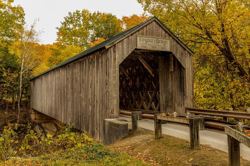 VT Kinngsley Covered Bridge 02a