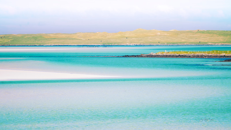 Colours of the Hebrides