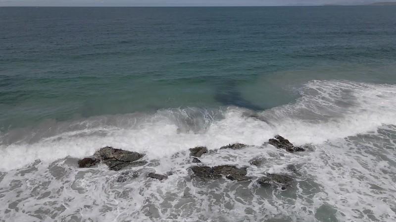 Vallay ocean