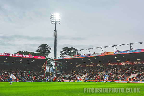 Bournemouth v Wigan Athletic - FA Cup 3rd Round
