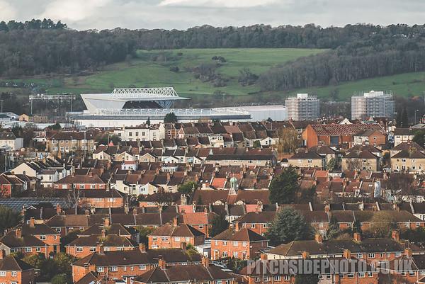 Bristol City v Reading - SkyBet Championship
