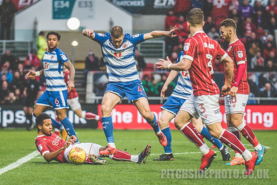 Bristol City v Reading - SkyBet Championship