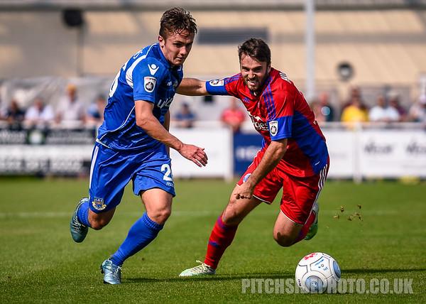 Eastleigh v Aldershot Town - Vanarama National League