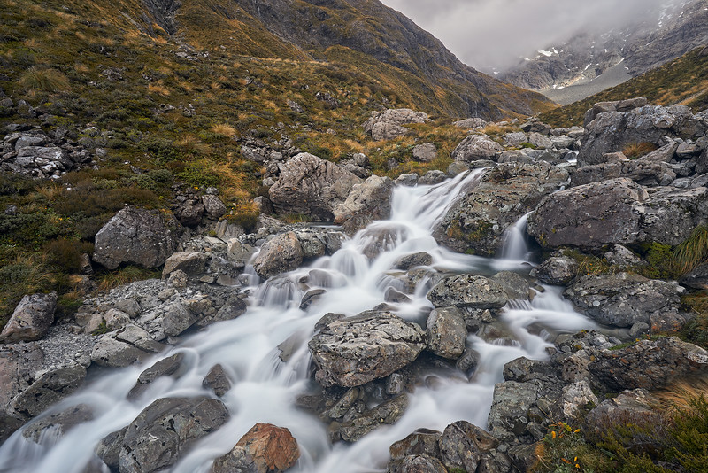 Otira Valley