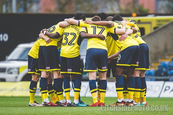 Oxford United v Plymouth Argyle, Sky Bet League One