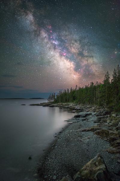 Schoodic Peninsula, Acadia National Park