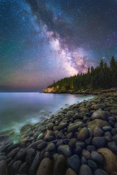 Boulder Beach, Acadia National Park