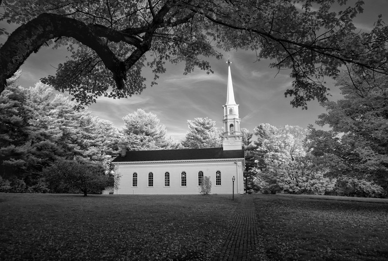 Martha-Mary Chapel, Sudbury, MA