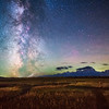 Night Sky of Grand Teton
