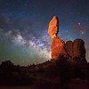 Balanced Rock, Utah