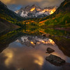 The Gold Rush - Maroon Bells