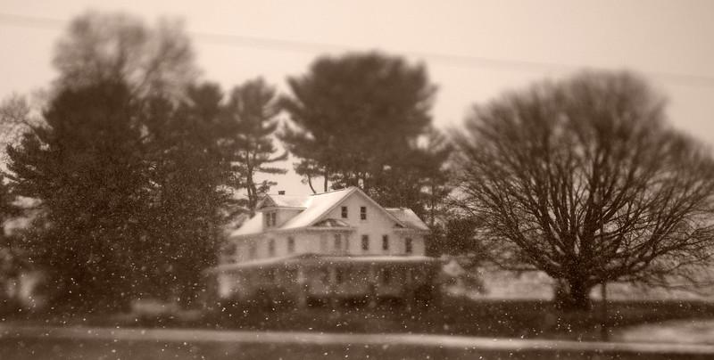 Snow Day---Elverson, PA