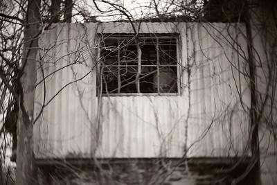 Broken Window---Valley Forge, PA