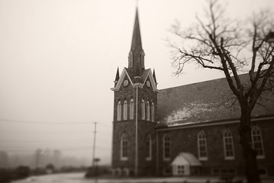 Snow Day---Chester Springs, PA