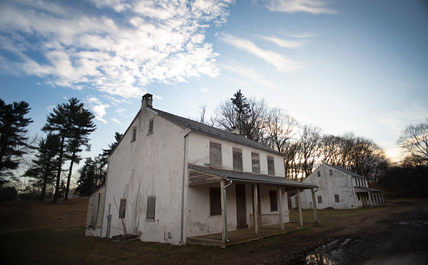Abandoned---Valley Forge National Park